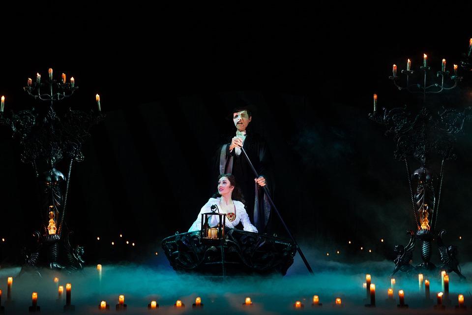 Premiéra: Fantom opery